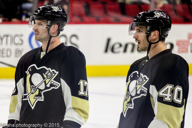 Pens' Lapierre's Embellishment Draws Call vs. Rangers