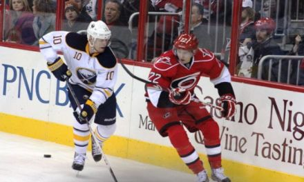 Sabres, Canes Play Penalty-Free Game