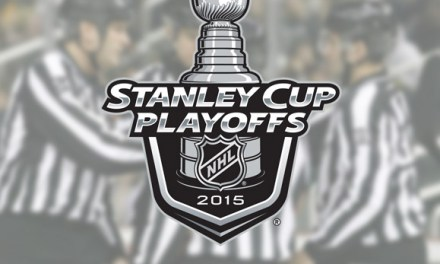2015 Stanley Cup Playoff Referees Announced