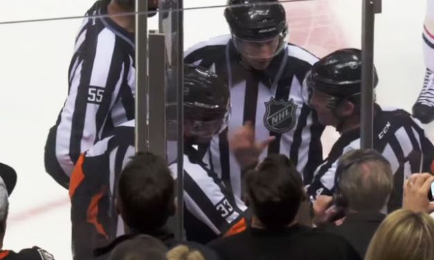 Tonight's NHL Stanley Cup Playoffs Referees & Linesmen – 5/2/16
