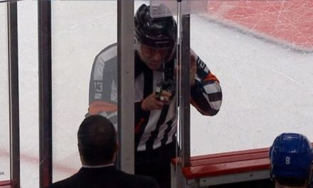 Tonight's NHL Playoff Referees & Linesmen – 5/20/15