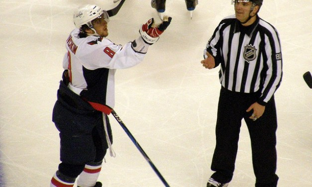 Tonight's NHL Referees & Linesmen – 11/17/15