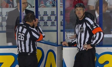 Tonight's NHL Stanley Cup Playoffs Referees & Linesmen – 5/3/16