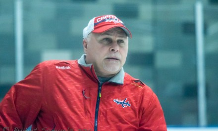 """Caps' Coach: """"It Was a Tough Night for the Refs"""""""