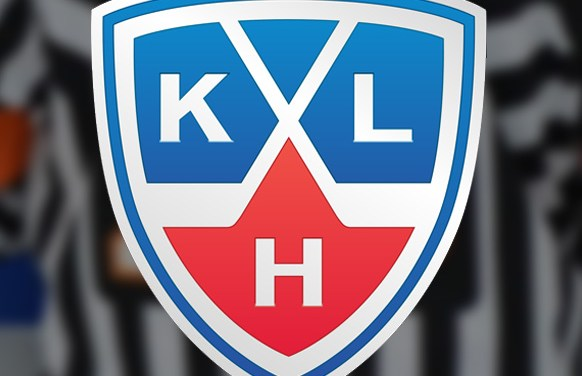 KHL Referees and Linesmen for 2019-20