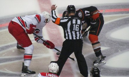 Tonight's NHL Referees & Linesmen – 2/21/16