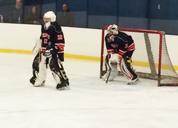 NJ High School Team Plays With Two Goalies