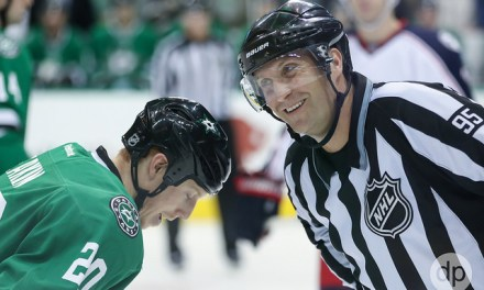 Tonight's NHL Referees & Linesmen – 1/9/16