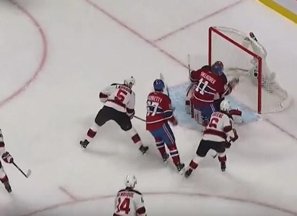 Video: Coach's Challenge MTL vs NJD – 1/6/16
