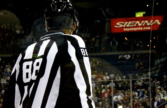 Linesman Mike Cvik On His 29-Year NHL Career and Retirement