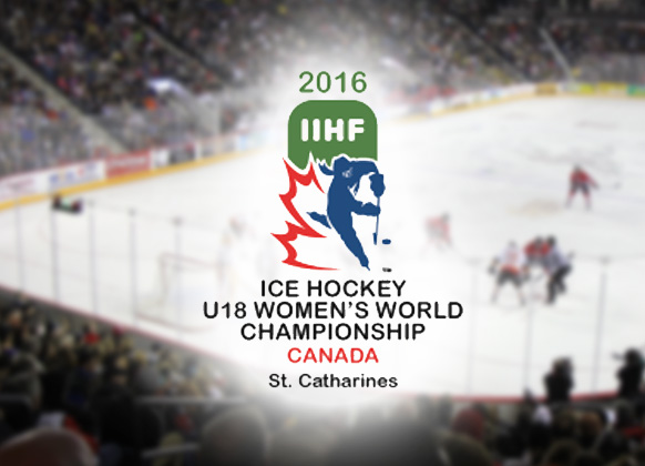 Officials Set for IIHF U18 Women's World Championships