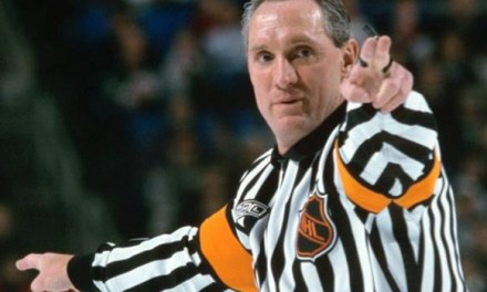 Retired NHL Referee Paul Stewart on Cross-Training Officials
