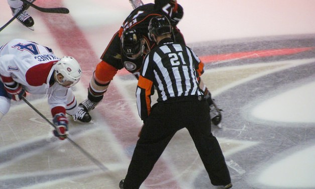 Tonight's NHL Referees & Linesmen – 3/18/16