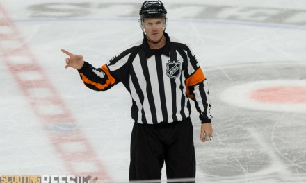 Tonight's NHL Referees and Linesmen – 3/14/18