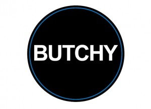 ECHL Butchy Mousseau Stickers