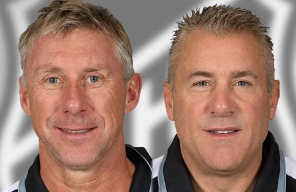 Linesmen Andy McElman, Brad Lazarowich To Retire