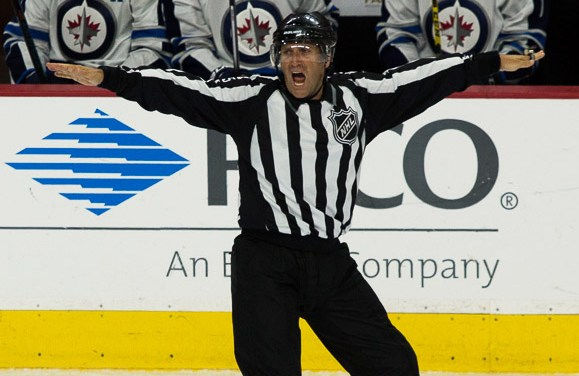 Tonight's NHL Stanley Cup Final Referees & Linesmen – Game 5