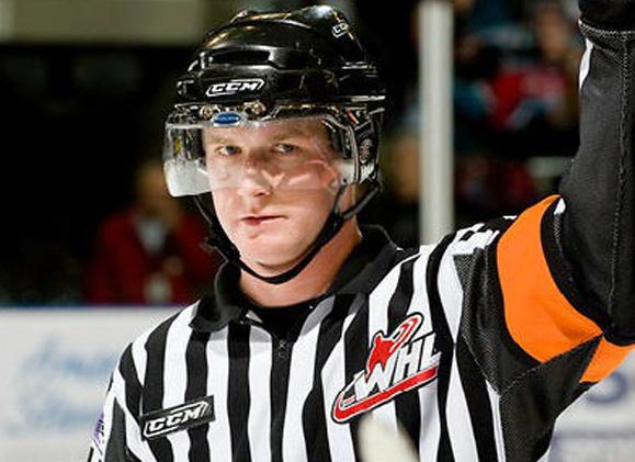 BC Hockey Interviews IIHF Referee Brett Iverson