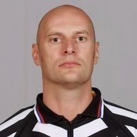KHL Referee Eduard Odins