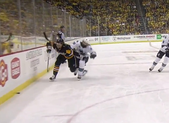 Penalty Playback: Sharks/Penguins Cup Final Game 5