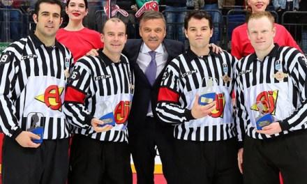 IIHF Referee Roman Gofman on Working the World Championships Final