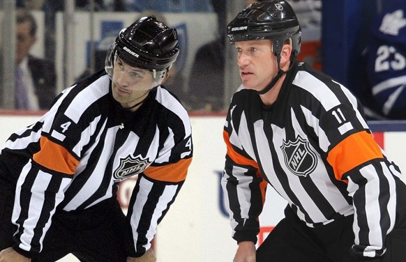Tonight's NHL Stanley Cup Final Referees & Linesmen – Game 2