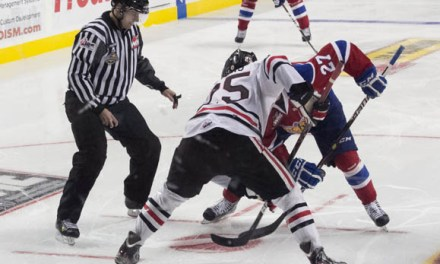 WHL Rule Changes to Permit Kicked-In Goals