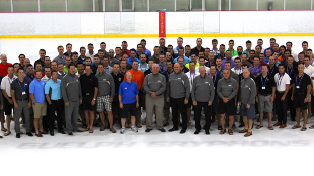 OHL Referees and Linesmen Report to Camp for 2016-17