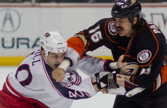 George Parros Joins NHL's Department of Player Safety