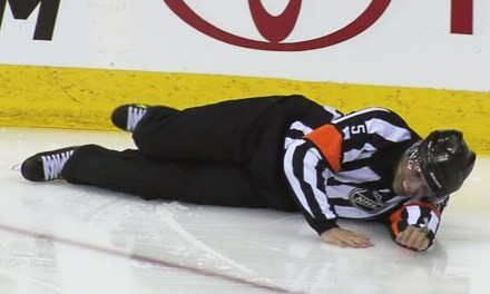 Four Injured NHL Officials To Miss Start of 2016-17 Season