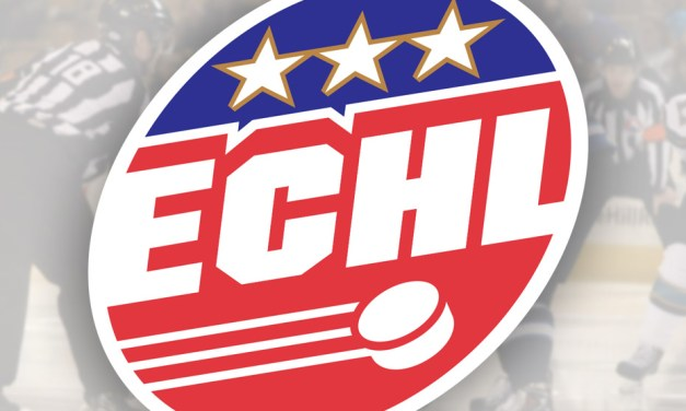 Today's ECHL Officials – 11/27/16