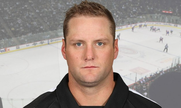 Referee Chris Schlenker to Make NHL Debut in Montreal