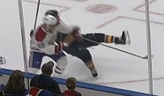 No Suspension for Habs' Shaw After Slew-Foot