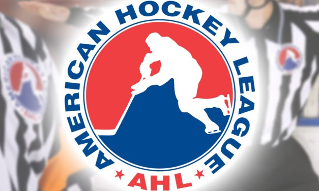 Today's AHL Referees & Linesmen – 1/13/17