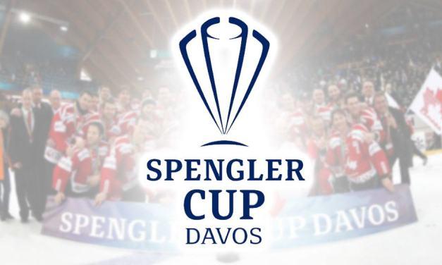 Today's Spengler Cup Officials – 12/26/16