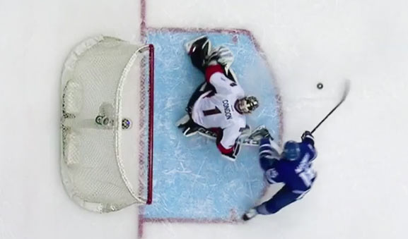 Referee Explains Review of Leafs' Marner's Shootout Goal