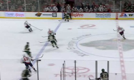 Wild's Last-Minute Game-Tying Goal Stands After Offside Review