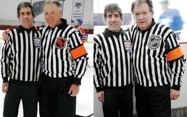 Officially Speaking: Reffing with Legends