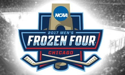 NCAA 2017 Frozen Four Referees & Linesmen