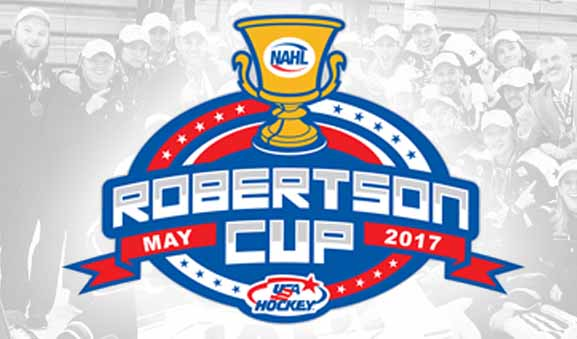 NAHL Robertson Cup Championship Referees and Linesmen