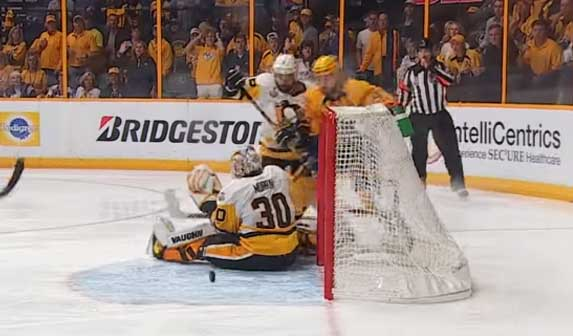 Predators Shut Out in Cup Final After Quick Whistle Disallows Goal