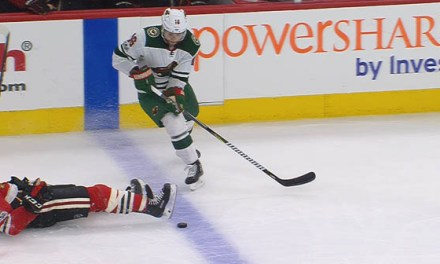 Blackhawks Lose Challenge, Game After Controversial Offside Non-Call