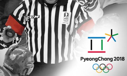 Tonight's Olympic Hockey Referees and Linesmen – Gold Medal Game