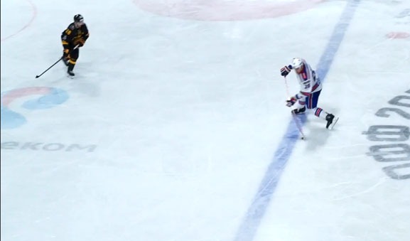 KHL's SKA St. Petersburg Posts OT Win on Offside Goal