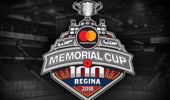Memorial Cup 2018 Referees and Linesmen Selected