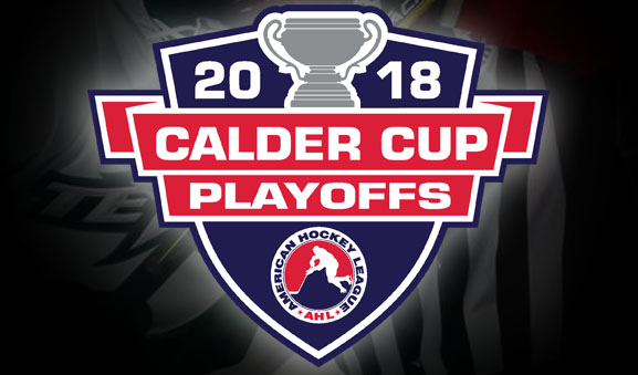 Tonight's AHL Calder Cup Playoff Referees and Linesmen – 5/28/18