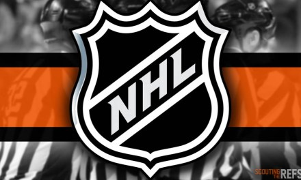 Tonight's NHL Referees and Linesmen – 10/26/2019