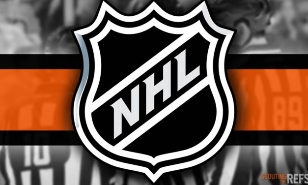 Tonight's NHL Referees and Linesmen – 11/13/2019