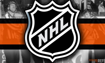Tonight's NHL Referees and Linesmen – 9/25/18