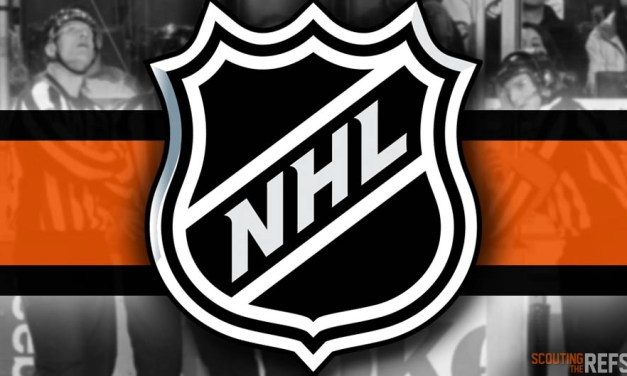 Tonight's NHL Referees and Linesmen – 2/13/2020